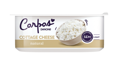 Corpos Danone Cottage Cheese x1